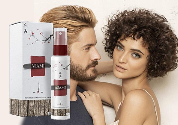 Asami Hair Growth programa